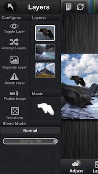 Laminar (for iPhone) - Image Editor
