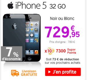 iPhone PriceMinister