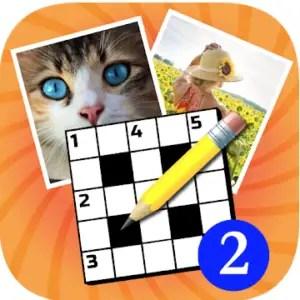 Kreuzworträtsel mit Bildern 2 Lösungen