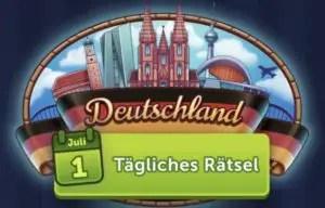 4 Bilder 1 Wort Deutschland 20 Juli 2019 Tägliches Rätsel