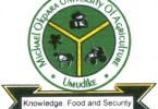 Michael Okpara University of Agriculture Logo