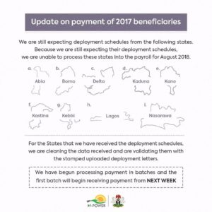 N Power Is Set To Pay 2017 Beneficiaries