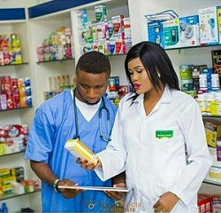 Pharmacist doing Pharmaceutical Jobs in Nigeria