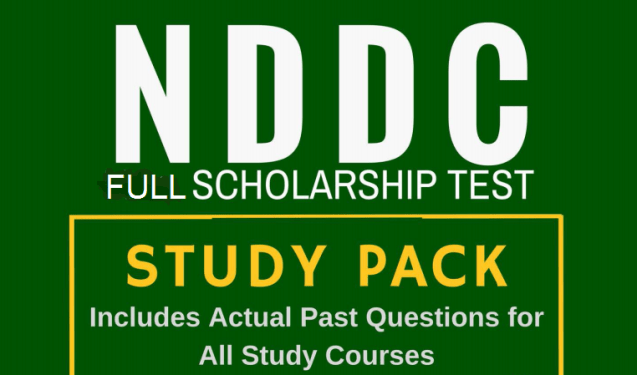NDDC Postgraduate Scholarship Past Questions and Answers