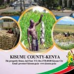 Kisumu County Government Jobs 2020