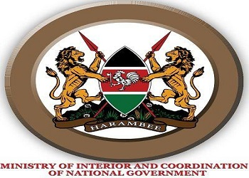 Ministry of Kenya Jobs