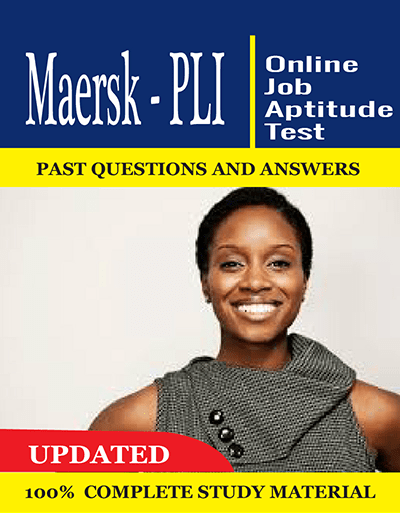 Maersk Aptitude test papers and answers