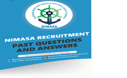 NIMASA Recruitment Past Questions and Answers