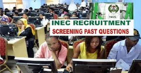 INEC Past Questions and Answers PDF Download