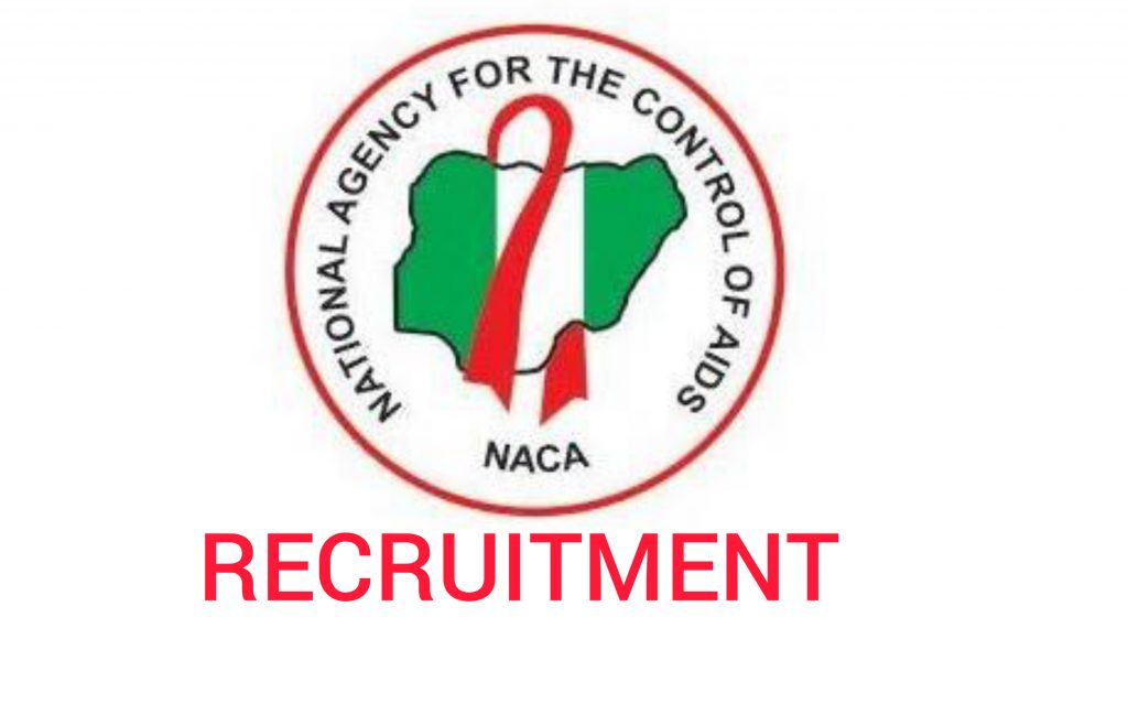 National Agency for the Control of AIDS (NACA) Recruitment 2021