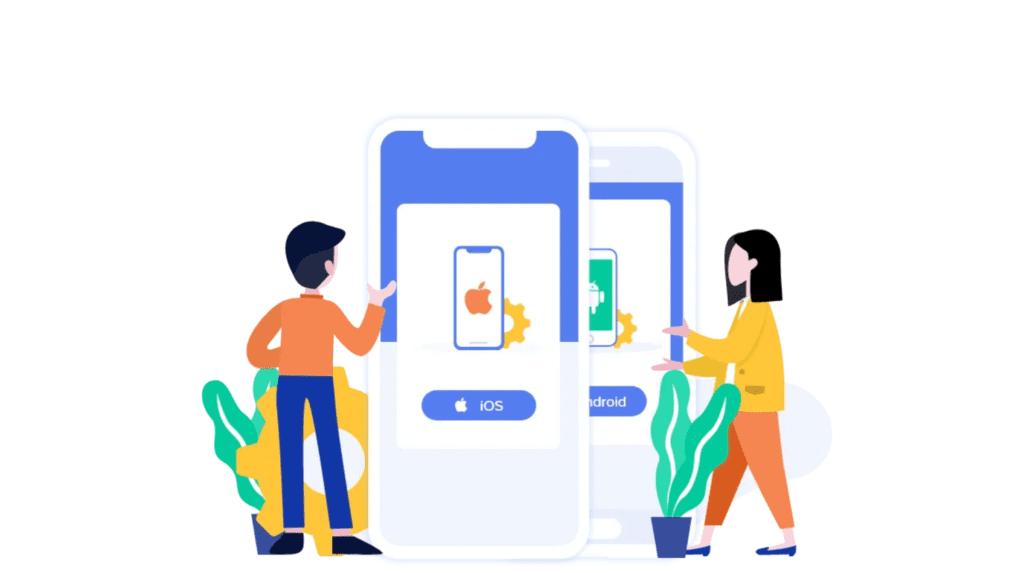 Create perfect mobile app