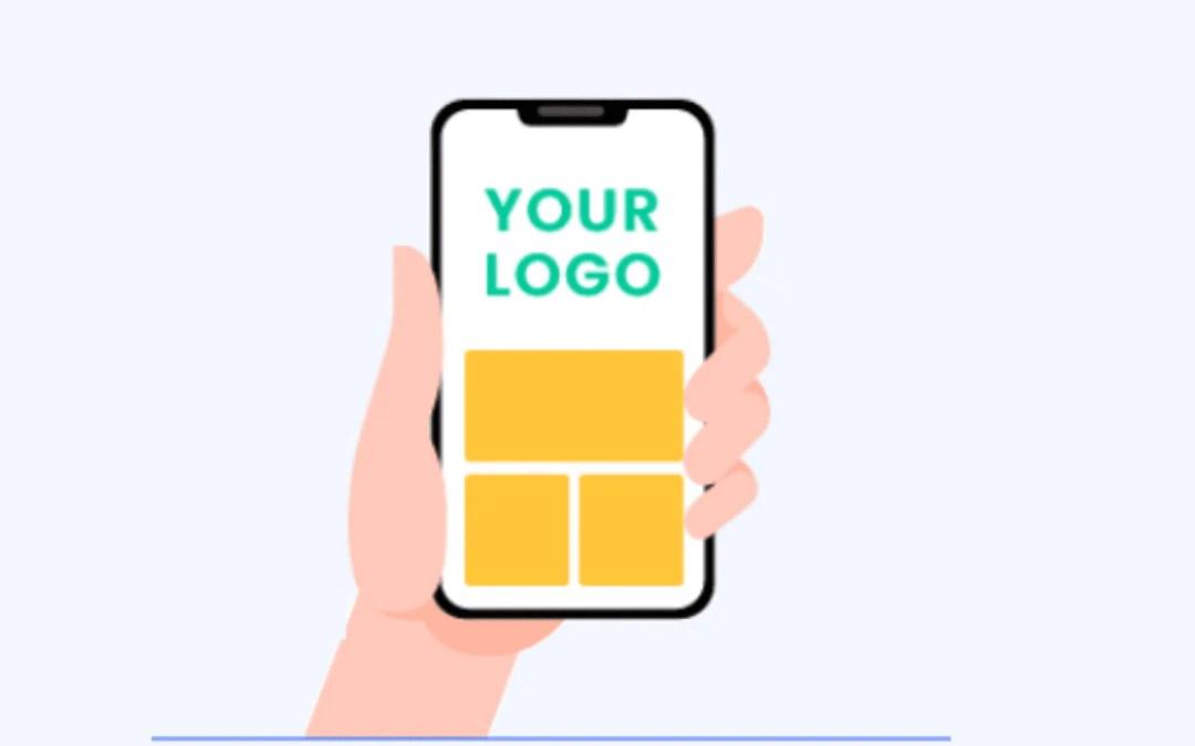 White label mobile app solution