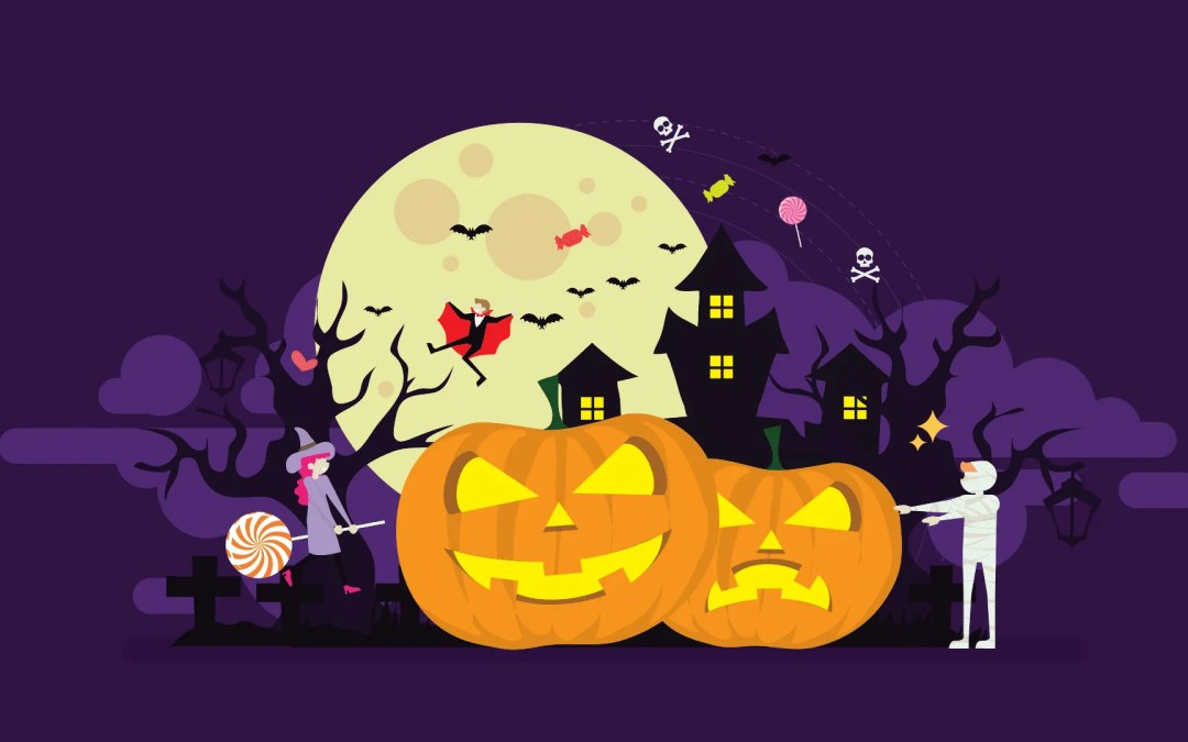 Brace your mobile app to increase sales during Halloween