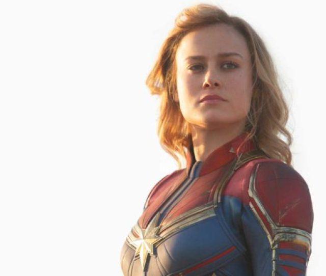 Captain Marvel Brie Larson Rotten Tomatoes Controversy