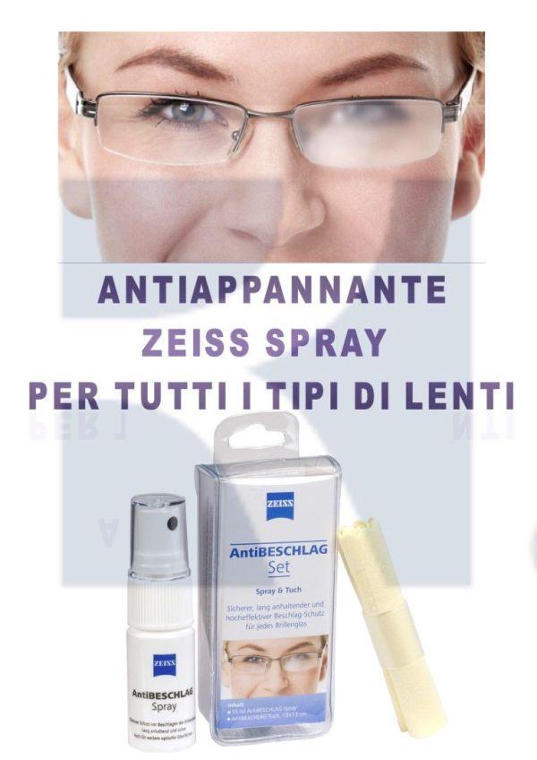 antiappannante occhiali