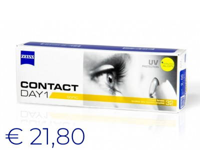 CONTACT DAY 1 TORIC 32LAC