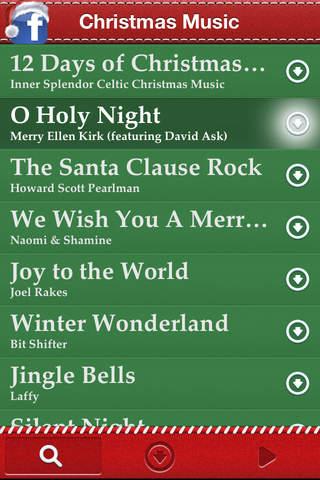 Christmas Music ~ 10,000 FREE Christmas Songs! app review ...