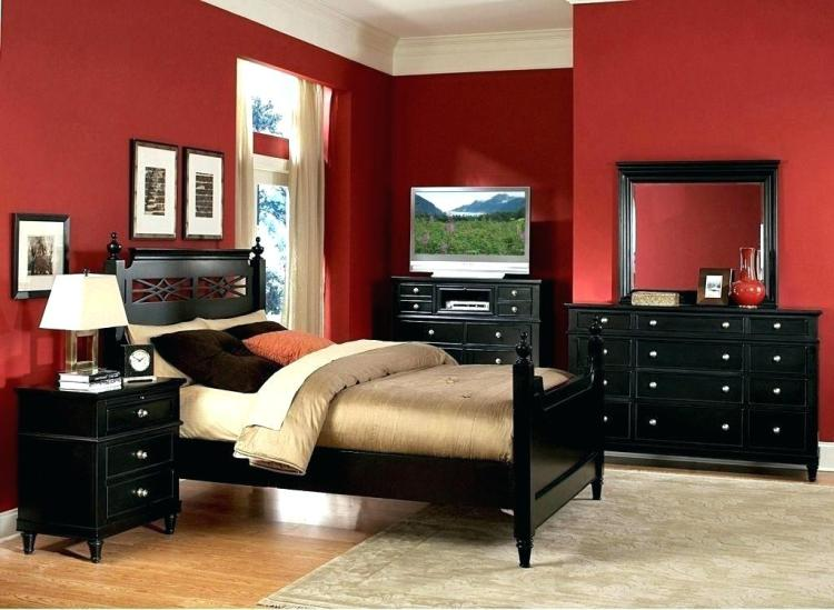 Black And Red Bedroom Decor Nice Color Ideas Calming Atmosphere Purple Gothic Romantic Bedrooms White Blue Grey Designs For Teenage Girls Apppie Org