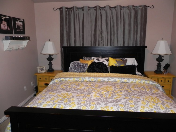 Yellow And Gray Bedroom To Get Better Sleeping Quality Blue Ideas Atmosphere Teal Turquoise Decorating Black Cottage Bedrooms Bathroom Apppie Org