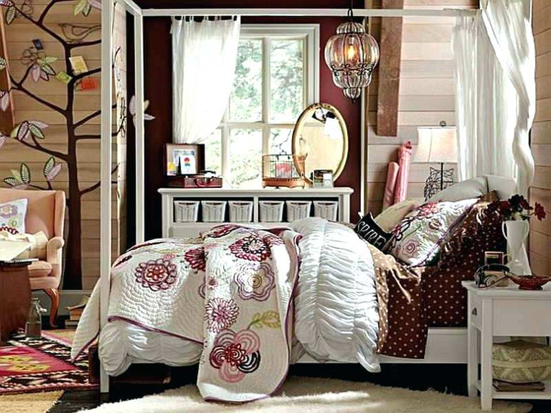 Vintage Bedroom Ideas Module 2 Retro Atmosphere Rustic Shabby Chic Farmhouse Modern Hippie Cottage Apppie Org