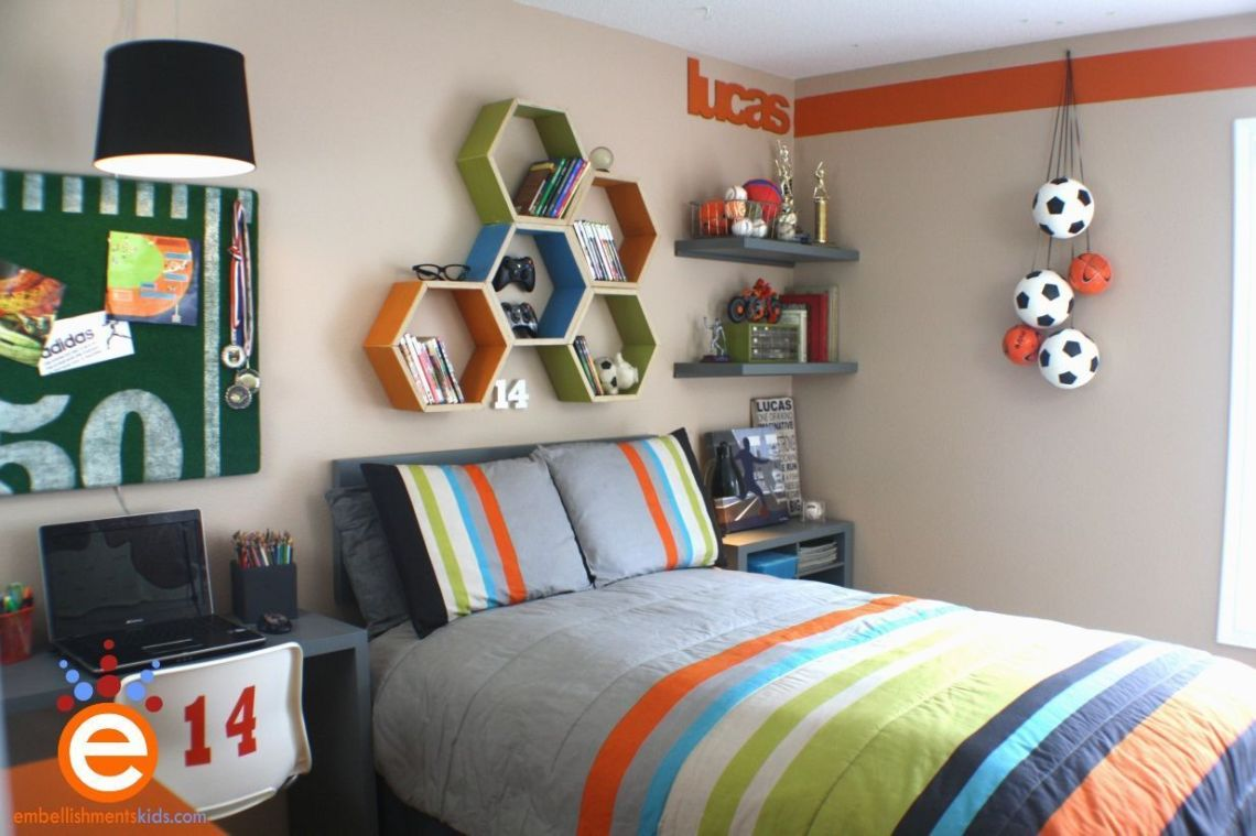 Kids Sports Room Decor Decoration Ideas For Bedrooms Bedroom Atmosphere Boys Girls Furniture Cool Naby Small Sayings Rooms Adults Apppie Org