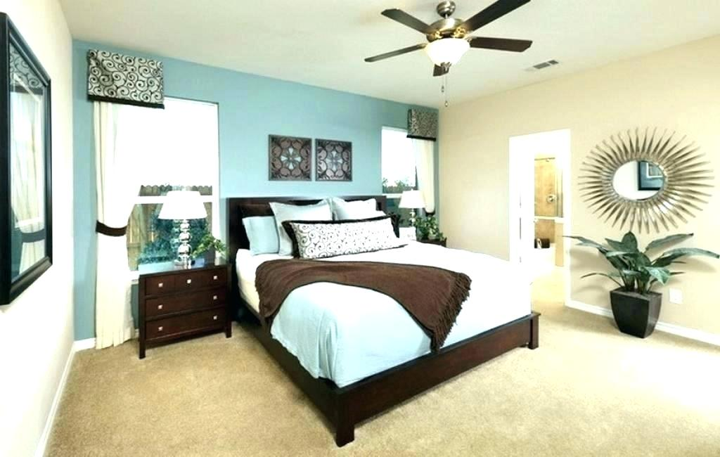 Two Tone Bedroom Walls Wall Decoration Teal Designs Paint Brown In With Chair Rail Ideas Blue Color Schemes Apppie Org