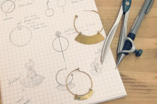 Défi 30 Jours 30 bijoux sur www.apprendre-la-bijouterie.com