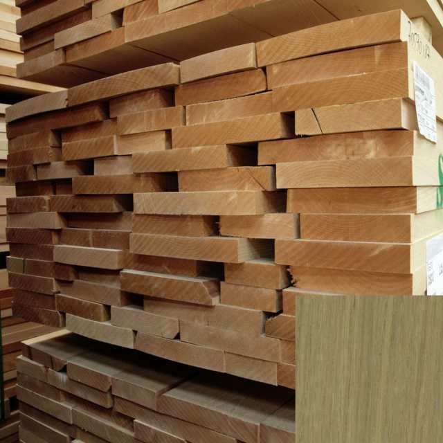 avivé de bois de chêne