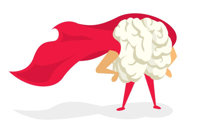Super pouvoir du cerveau