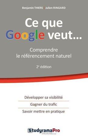 Livre SEO : Ce que google veut