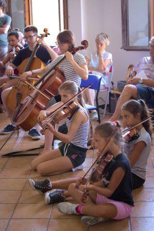 cours de violon jazz paris