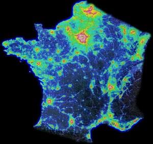 carte-pollution-lumineuse-France-2014
