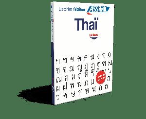 ASSIMIL Thaï Le Cahier d'Écriture