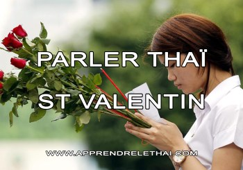 Parler Thaï Saint Valentin