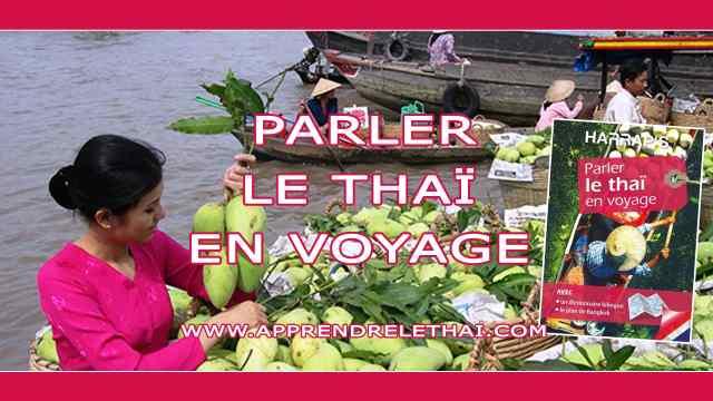 Parler thaï en voyage harrap's