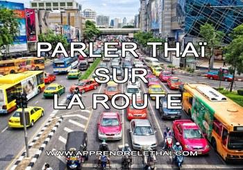 Parler Thaï sur la Route