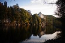 Le chateau de Treyne