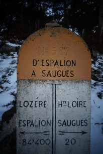 De la Lozère à la Haute-Loire