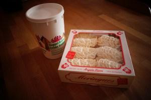 Meringue - Crème double