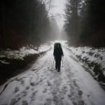 Déluge - Randonnée dans la neige