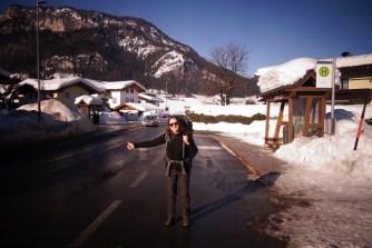Autostop en Autriche