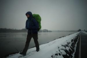 Les apprentis-vagabonds longent le Danube