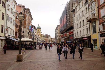 Rijeka, Croatie