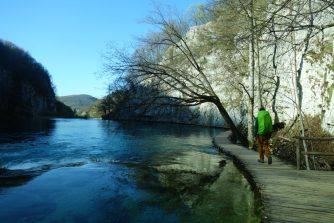 Journée à Plitvice