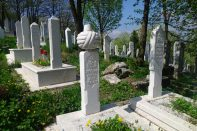 Cimetière musulman, Sarajevo