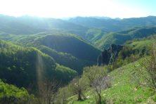 Montagnes, entre Ulog et Nevesinje