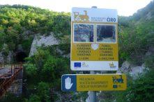 """""""Traversez à vos risques et périls"""", Ciro Trail"""