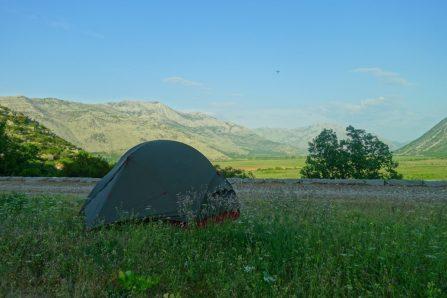 Chambre avec vue, Ciro Trail