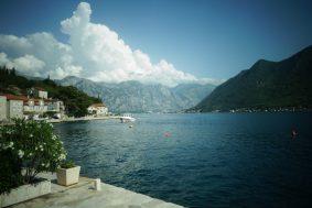 Perast, Baie de Kotor