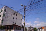 Système électrique à l'albanaise